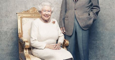 UK Queen and husband Philip celebrate 70 years of marriage