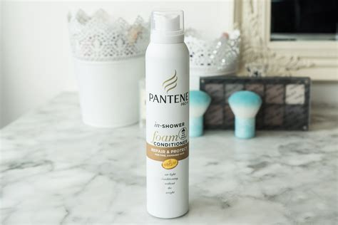 Does Pantene Detox Shoo Work For Test by Pantene In Shower Foam Conditioner Review Strikeapose