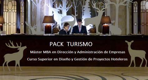 Mba En Espaã A by Mster En Gestin Hotelera European Quality