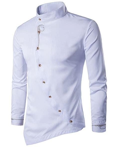 Sj7gdzb8 Casual White Dress Dress Pendek Putih 2 Warna men s fashion buy s fashion items jumia co ke