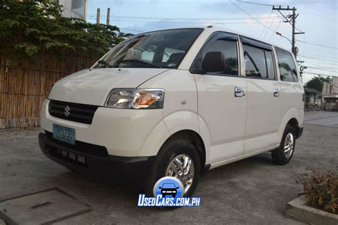 Suzuki Apv Suzuki Apv 2010 Manual Transmission Color White Used