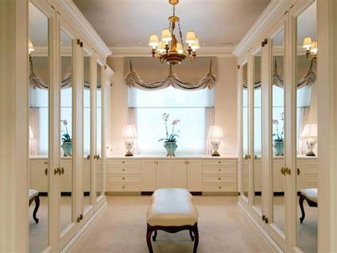 closet mirrored wallpaper dressing room dream closet dressing room crystal chandelier rug knobs light