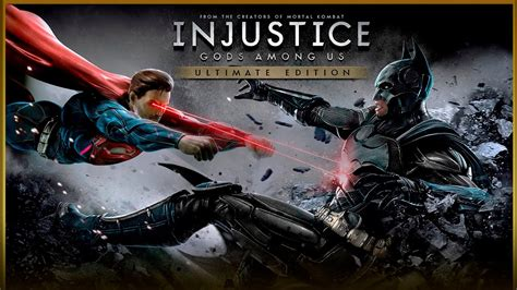 la injusticia injustice injustice dioses entre nosotros pelicula completa