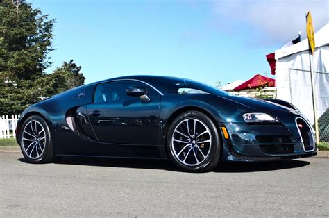 who owns the black bugatti veyron