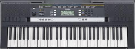 Keyboard Yamaha Keyboard Yamaha turramurra portable keyboards yamaha psr e243