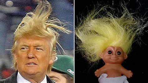 how to make donald doll donald s hair raising doubles from emus to trolls