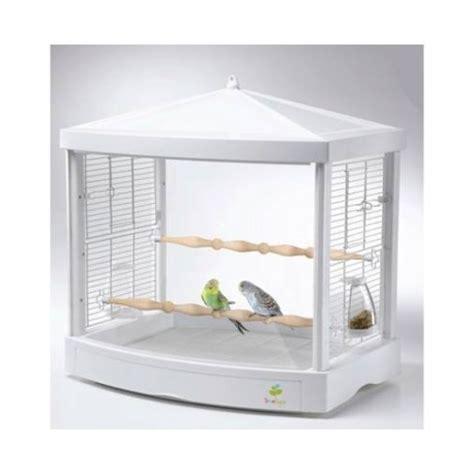 gabbie per cocorite gabbia in acrilico treetop per pappagallini