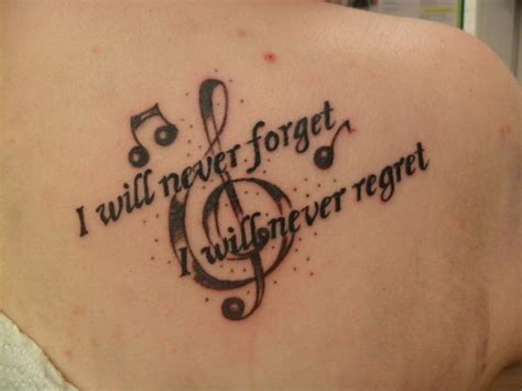 tattoo meaning never forget i will never forget i will never regret tattoo picture