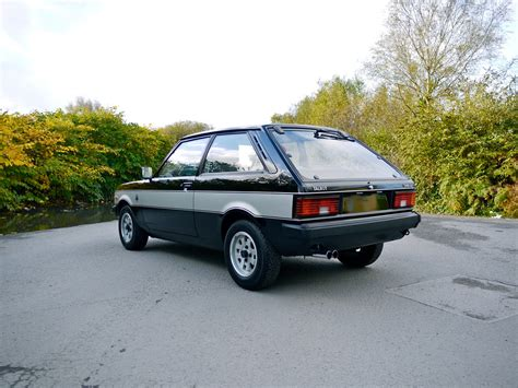 1980s lotus this 1980 talbot lotus sunbeam is virtualy brand new