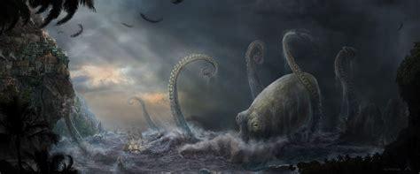 calamares gigantes del mito y la leyenda a la realidad kraken piratas en el atl 225 ntico