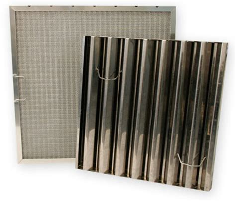 commercial kitchen grease filters grease filters baffle grease filters kitchen extract
