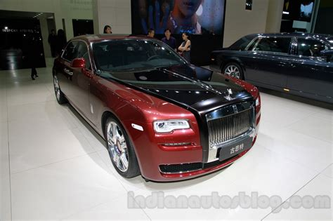 rolls royce ghost red guangzhou live rolls royce ghost carbon phantom metropolitan