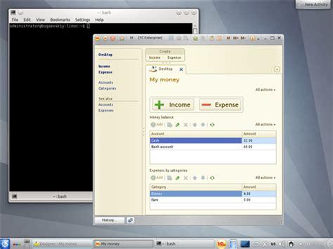 design application for linux linux