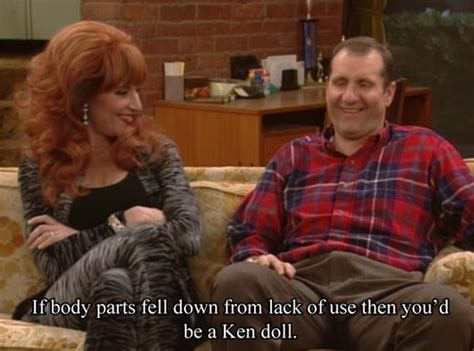 Married With Children Memes - al bundy is a ken doll meme slapcaption com funny