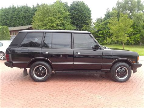 how to sell used cars 1993 land rover range rover classic parental controls used 1993 land rover range rover vog lse 93 for sale in worcs pistonheads
