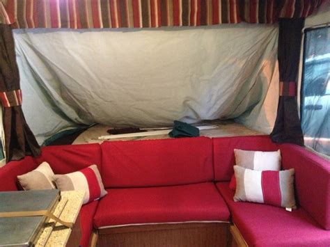 pop up curtains custom upholstery and curtains for our pop up cer popup cer pinterest upholstery