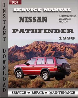 download car manuals pdf free 1998 nissan pathfinder security system 1998 nissan pathfinder service manual oscatech1987