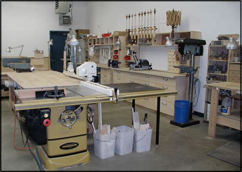 woodworking shop and easy ways to design your own woodworking shop or
