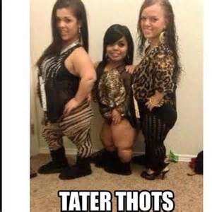 Gallery images and information tater thot