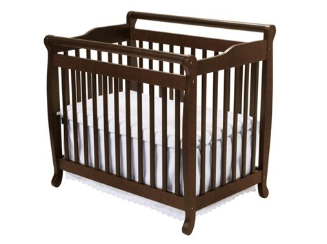 Davinci Emily Mini Crib Espresso Kids N Cribs Baby Mini Crib