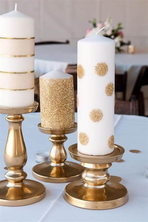 diy decorated candle ideas youll love