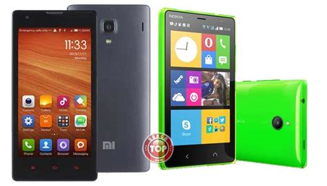 Hp Nokia X2 Android beda xiaomi redmi 1s vs nokia x2 android hp harga rp 1