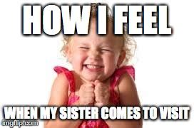 Memes About Sisters - pin my sister meme center on pinterest