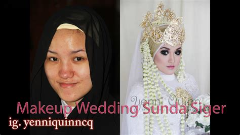 Wedding Sunda by Makeup Wedding Sunda Siger Muslim Rias Pengantin