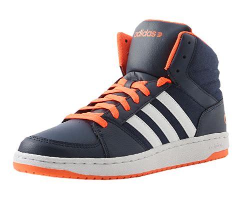 New In Adidas Neo Hoops Cloudfoam Mid 2 adidas neo mid cut hoops