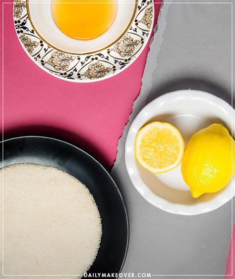 Cool Sugar Wax Coolsugarwax Lemon 5 diy recipes you can make with sugar