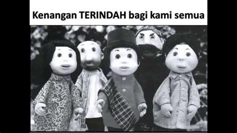 Kaos Pak Raden Vs Unyil pak raden si unyil meninggal dunia