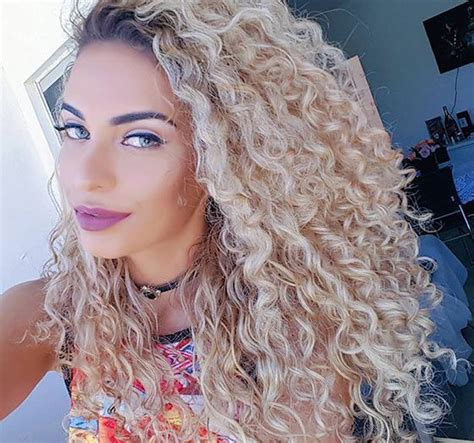 spiral perm with straight bangs 40 styles to choose from when perming your hair perms