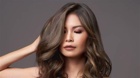 trend warna rambut  wanita cahunitcom