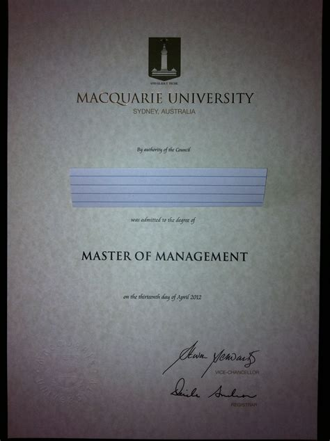Is Mgsm Mba petition macquarie deprives mgsm graduating