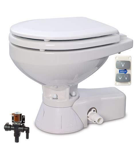 jabsco quiet flush toilet 37045 jabsco 37045 3094 quiet flush electric toilet fresh