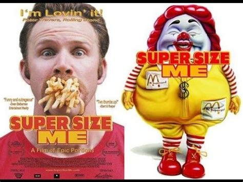 spurlock supersize me mcdonald s sales decade after size me