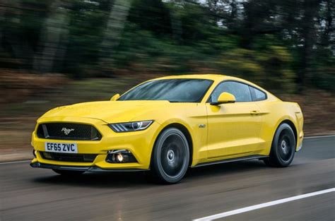 v8 ford mustang ford mustang review 2017 autocar