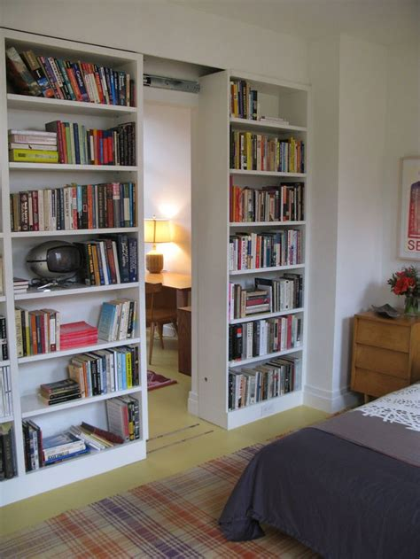 17 best ideas about door bookcase on