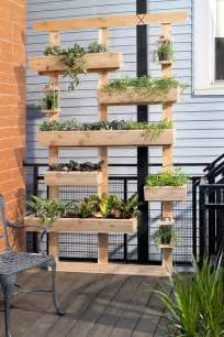 How To Make Vertical Garden Planters The Best Diy Vertical Gardens For Small Spaces