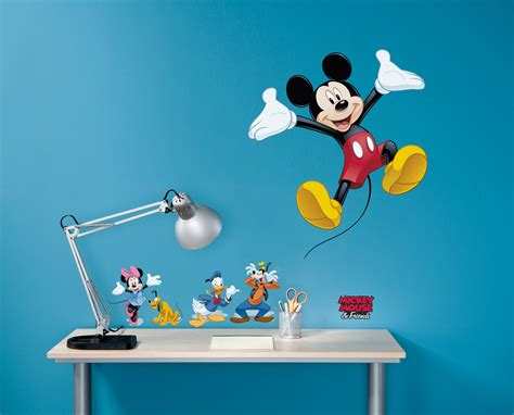 Wandtattoo Kinderzimmer Walt Disney by Wandsticker Disneys Mickey Maus Freunde Bestellen