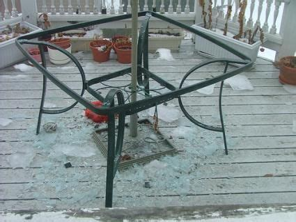 replace broken glass table top broken glass patio tables glass replacement table tops