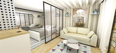 Décoration Appartement Haussmannien by Cuisine D 195 169 Coration D Appartement 195 Choisy Le Roi