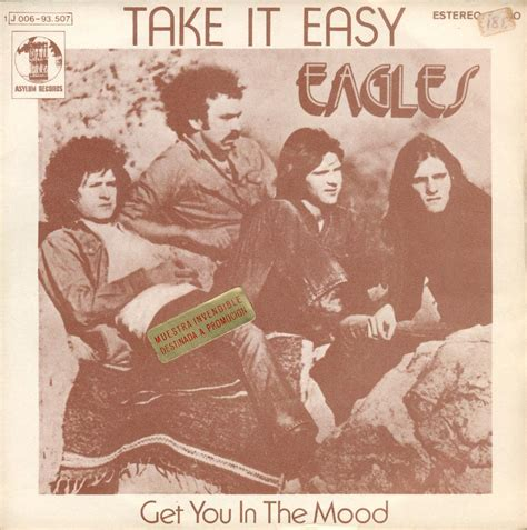 testo cercando di te eagles take it easy 1972 testo e traduzione