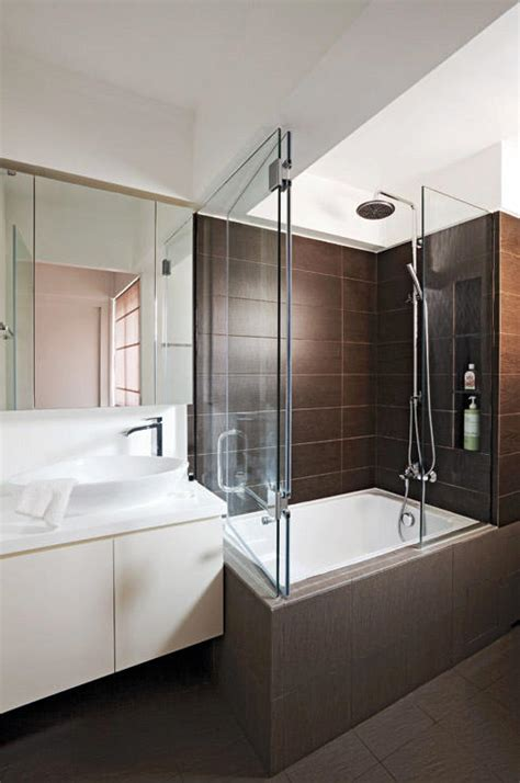 hdb bathtub singapore 7 hdb bathrooms that are both practical and luxurious