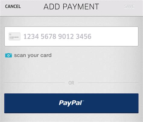 Uber Gift Card Paypal - up to 45 credit for new uber users one mile at a time