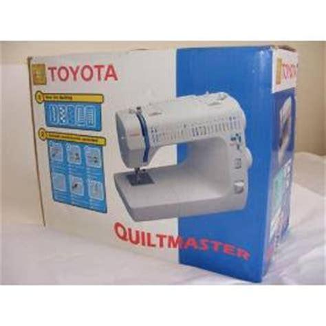 Mesin Jahit Toyota Quilt Master 50 venta de garage vendo m 225 quina de coser toyota quiltmaster