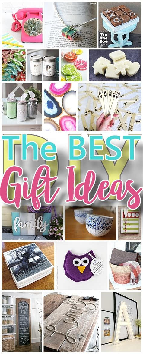 diy craft projects for gifts the best do it yourself gifts clever and unique diy craft projects and ideas for