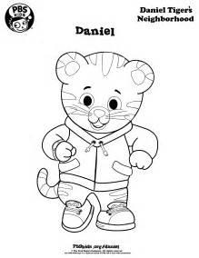daniel tiger coloring book daniel tiger coloring page coloring home