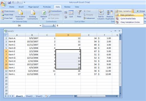 tutorial to excel 2007 ms excel 2007 tutorials