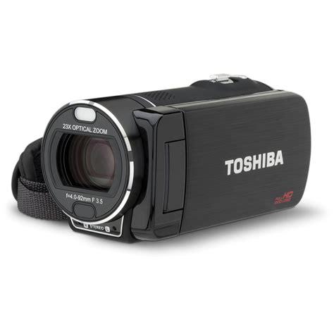 Toshiba Cameleo Comcoder toshiba camileo x400 1080p hd camcorder pa3974u 1c0k b h photo